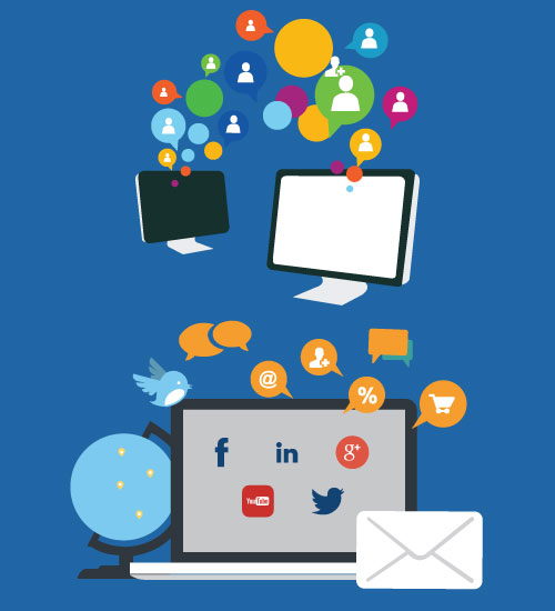 Social media marketing agency for small business