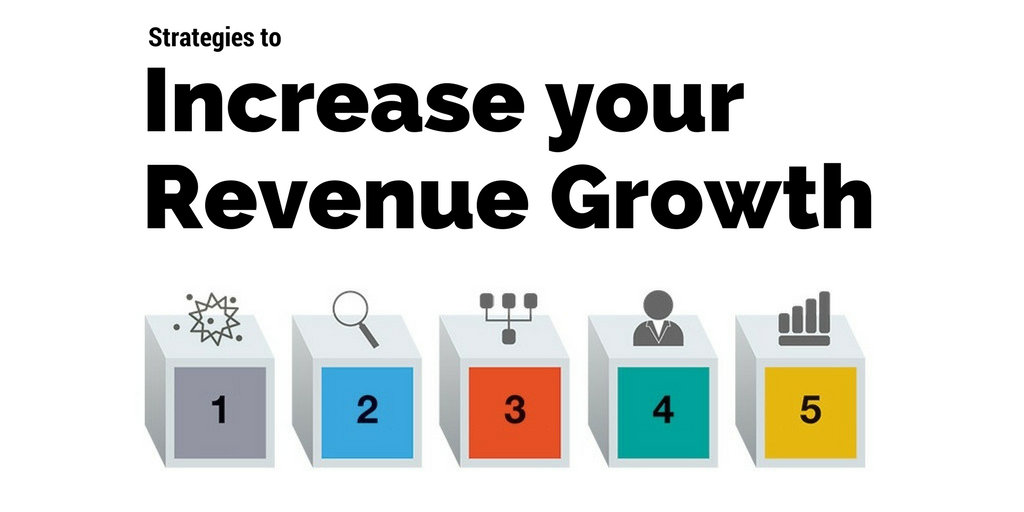Strategies to revenue growth