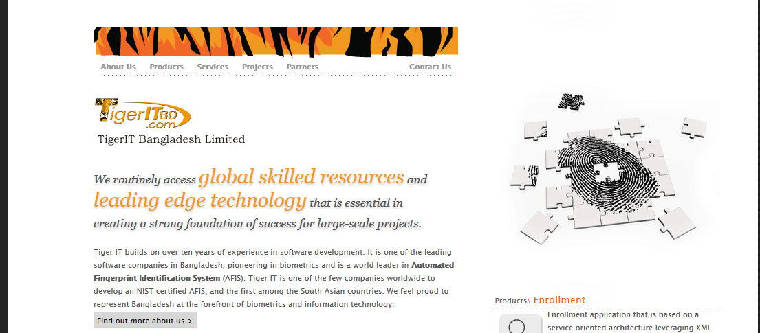 Top 10 Software Development Company in Bangladesh- Tiger IT